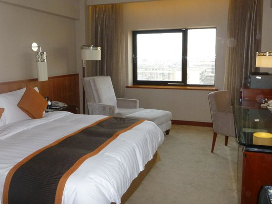 Grand Noble Hotel: Superior (basic) room
