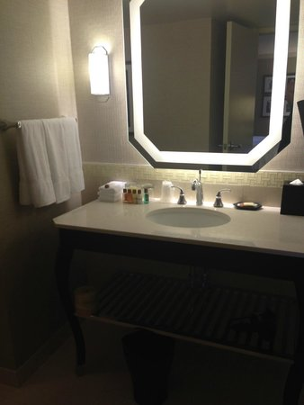 Sheraton New Orleans Hotel : bathroom