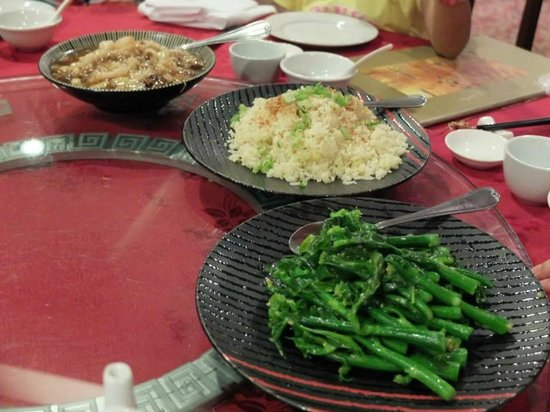 Shangri-La's Tanjung Aru Resort & Spa: Shang Palace
