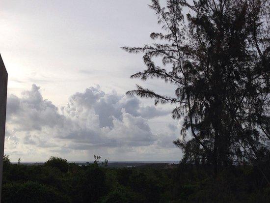 Hix Island House : Vista desde la ducha casa solaris #3