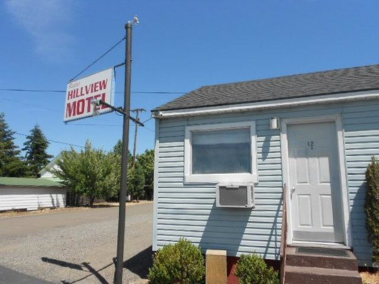 Rufus Hillview Motel: June 2014, One