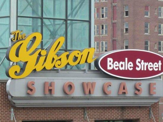 Gibson Factory : Gibson showcase