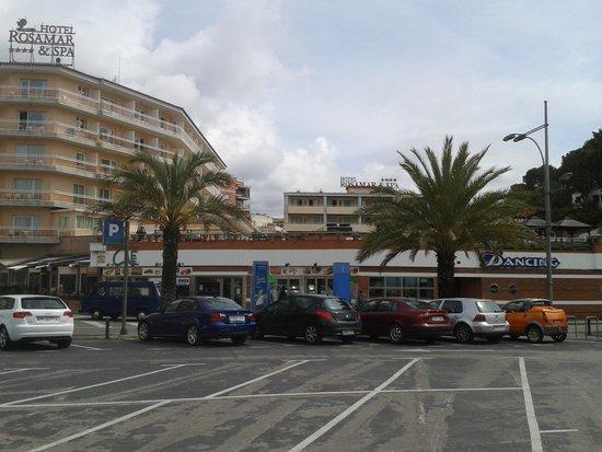 Rosamar & Spa : de la plage