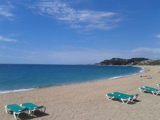 Rosamar & Spa: plage