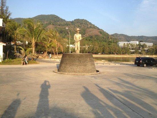 Baan Sailom Hotel : Karon Beach