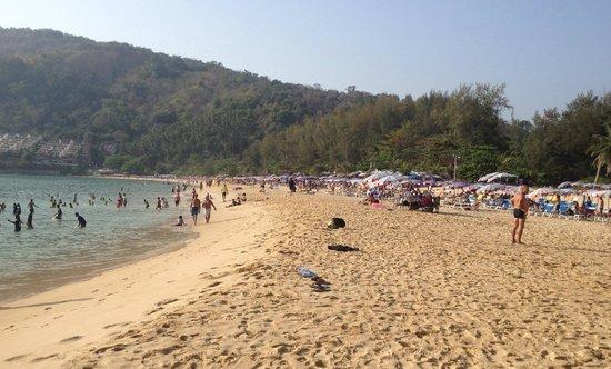 Baan Sailom Hotel : Nai Harn Beach Phuket