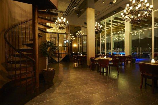 Hatten Hotel Melaka: Alto Sky Lounge