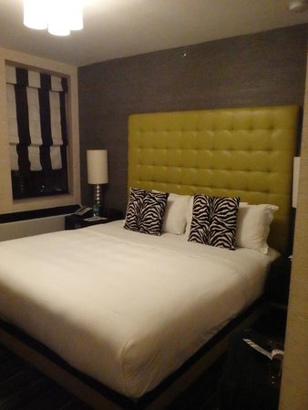 The Marcel at Gramercy: Modern design-comfy bed