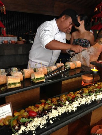 Fairmont Sanur Beach Bali: Lobster Brunch