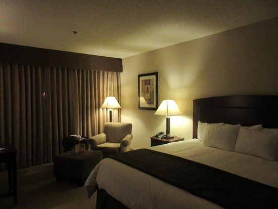 Red Lion Hotel & Casino: King Room - Red Lion Elko (Nice Place)