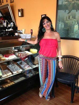 Caffe Italia Summerville: Nadia