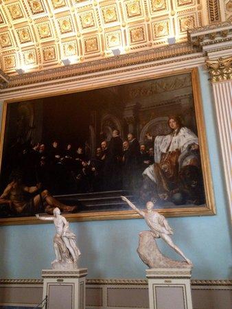 Uffizien (Galleria degli Uffizi): Fantastico!