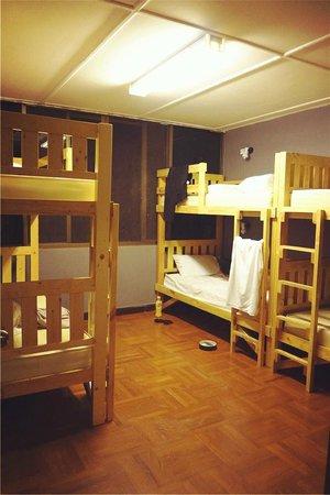 iDeer Hostel Bangkok: room