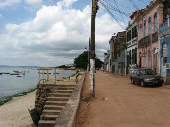 Beira Mar B&B : vista del barrio