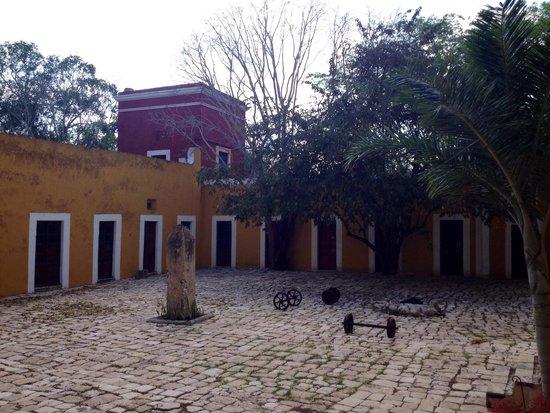 Hacienda Temozon, A Luxury Collection Hotel : Rooms area