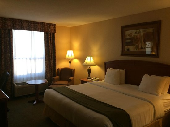 Holiday Inn Express Hotel Vancouver Metrotown: Room 510