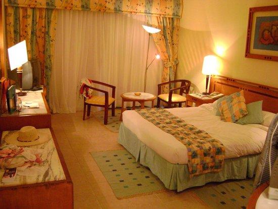 Hilton Hurghada Resort : Chambre