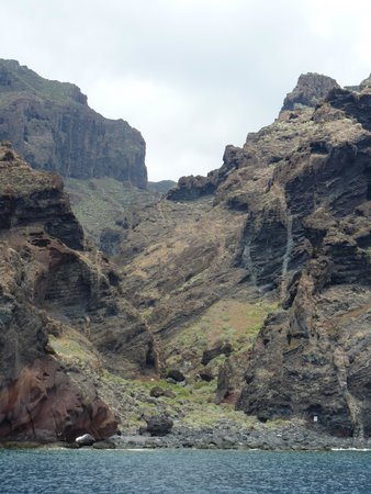 """Abeque Turismo Activo : Un petit """"bout"""" de falaise"""