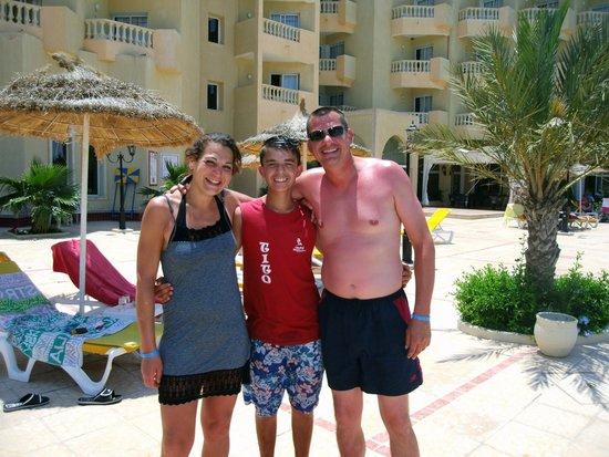 Houda Yasmine Hammamet: vive les vacances