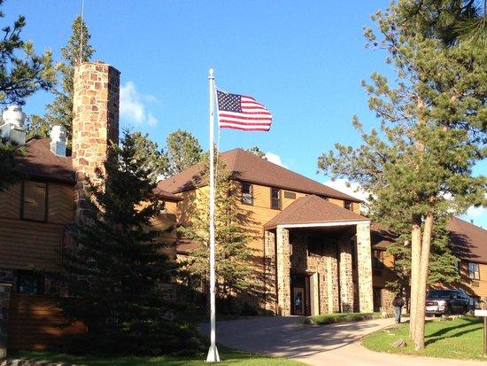 Sylvan Lake Lodge Custer State Park