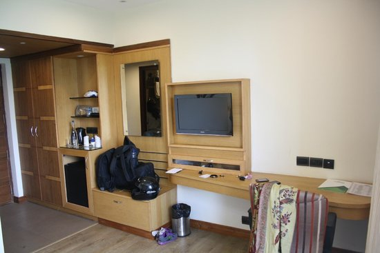 Devonshire Greens: Spacious rooms