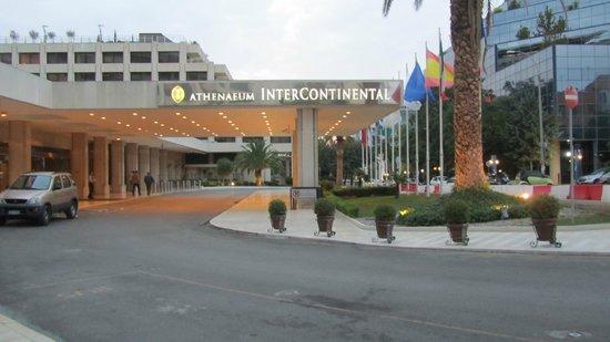 InterContinental Athenaeum: En güzel otel