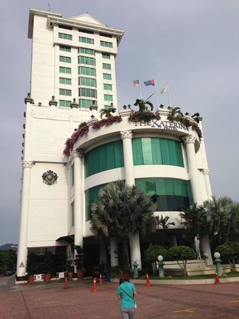 Front View Of The Hotel Picture Of The Katerina Hotel Batu Pahat