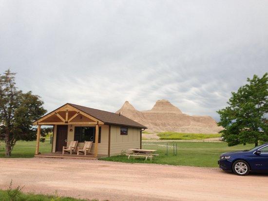 Cedar Pass Lodge : Cedar Park Lodge