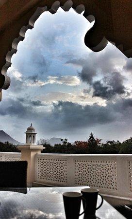 The Gateway Hotel Ambad Nashik: View from balcony