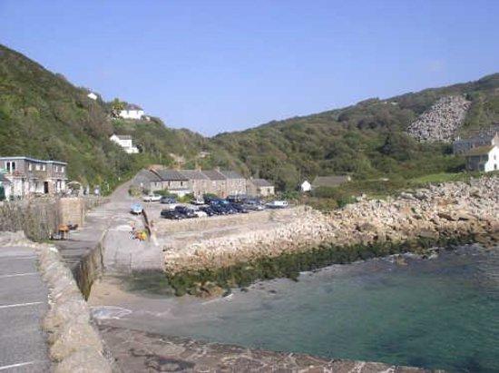 Lamorna Cove again