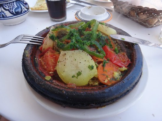 Al Fath Hotel: Beautiful tagine