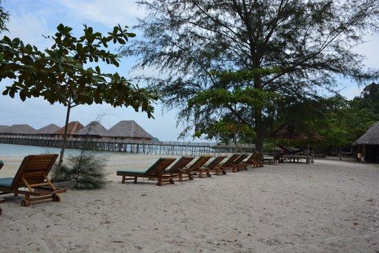 Telunas Resorts - Telunas Beach Resort: Telunas Beach Resort
