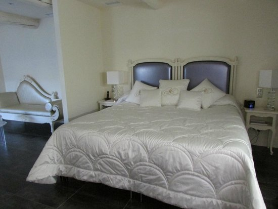 Auberge de Cassagne & Spa: Notre chambre
