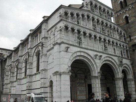 Lucca's Duomo (Cattedrale di San Martino) : Duomo