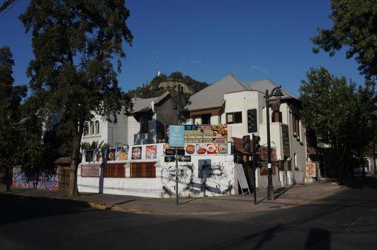 Bellavista: На районе