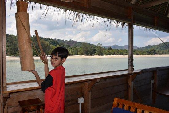 Telunas Resorts - Telunas Beach Resort: Time for dining