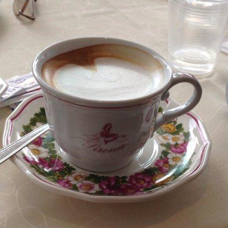 Caffe' Sirena: Ótimo