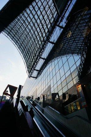 Kyoto Century Hotel: Станция Киото в 3 минут ходьбы