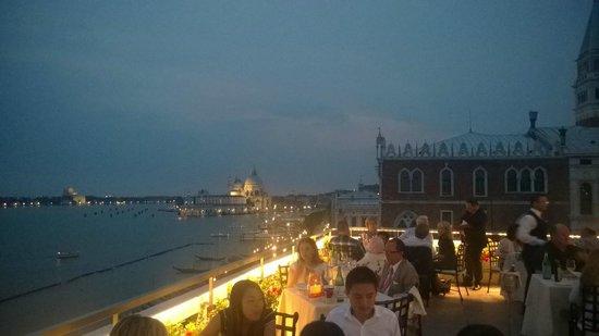 Restaurant Terrazza Danieli : Vista dalla terrazza