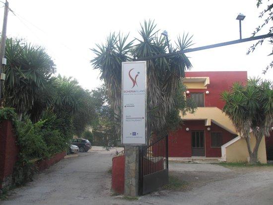Scheria Hotel: Scheria