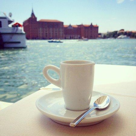Riviera : Coffee time..