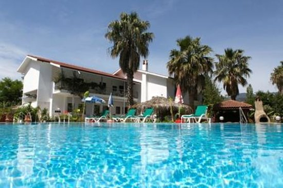 Dalyan Garden Pension: Large Pool