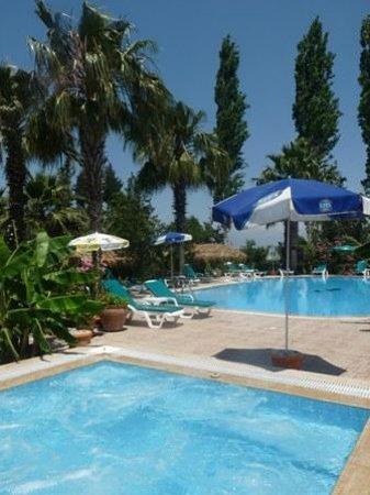 Dalyan Garden Pension : Pool