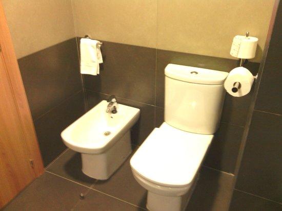 Flash Hotel Benidorm: Baño