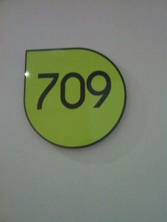 Flash Hotel Benidorm: 709