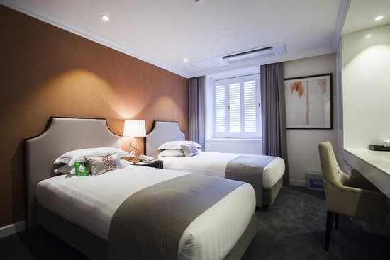 The Grand Hotel Myeongdong: Deluxe Twin
