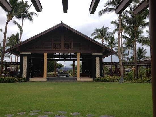 Kings' Land by Hilton Grand Vacations: Clubhouse area