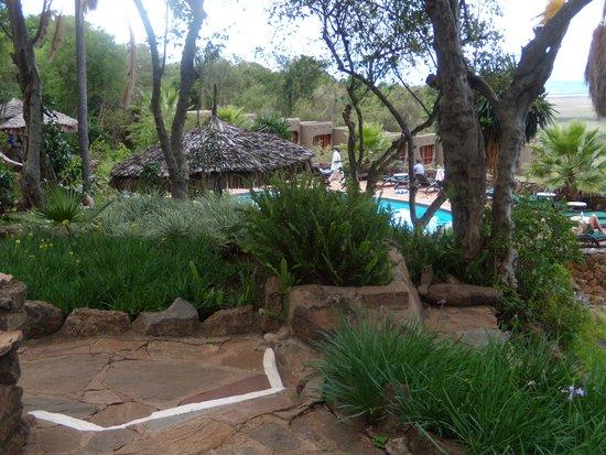 Mara Serena Safari Lodge: Inside the resort