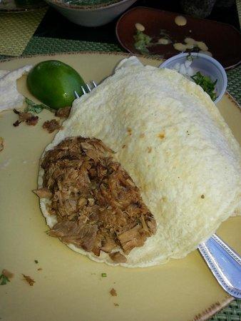 La Lupita Mexican Cuisine & Bar: it looks much better than it tastes