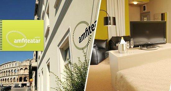 Amfiteatar Hotel: Hotel/Premium room
